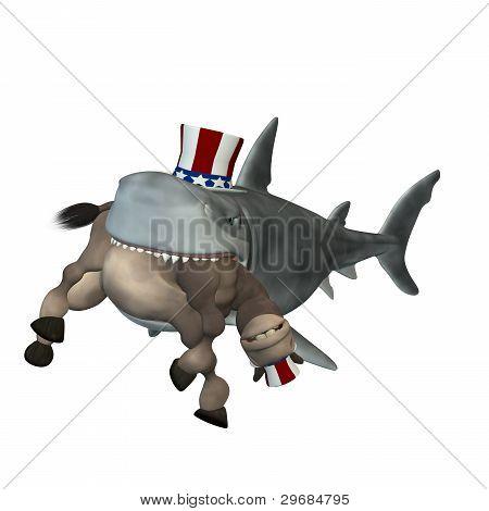 Political Shark - Democrat