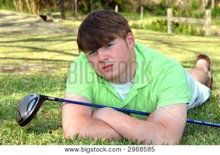 Attitude And Golf