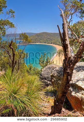 NSW, Australian coastline
