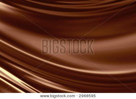 Molten Chocolate Background