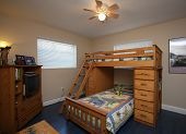 picture of bunk-bed  - Boy - JPG
