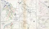 picture of rebs  - Map of battles of Stones River - JPG