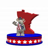 image of caucus  - Republican Platform - Minnesota