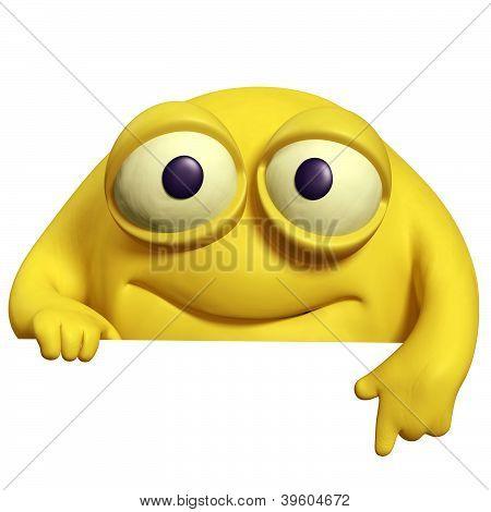 Yellow Cute Beast