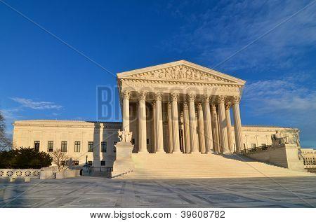 Supreme Court building - Washington DC, United States