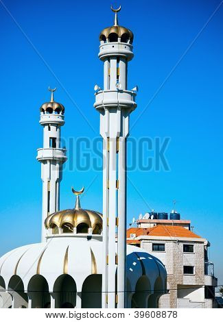 Mosque In Lebanon