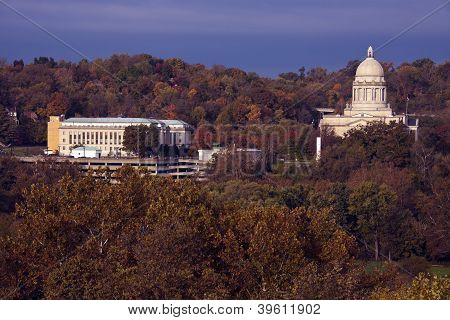 Frankfort - State Capitol Building