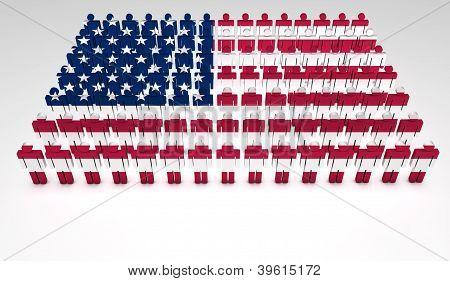 Desfile de Estados Unidos