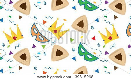 Purim Pattern