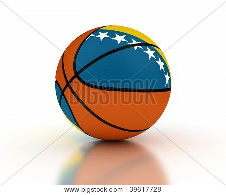 Bosnia And Hercegovinan Basketball