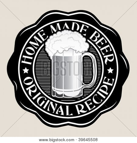 Original Recipe / Home Made Beer