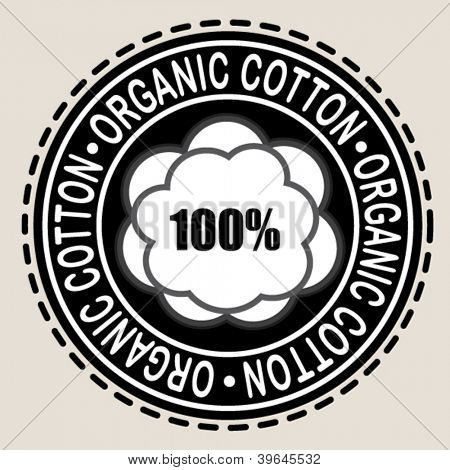 Organic Cotton Seal