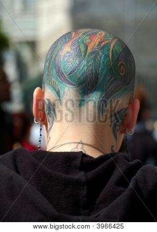 Tattoed Head
