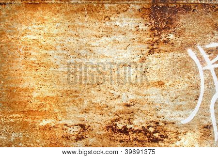 Rusty Grunge Background