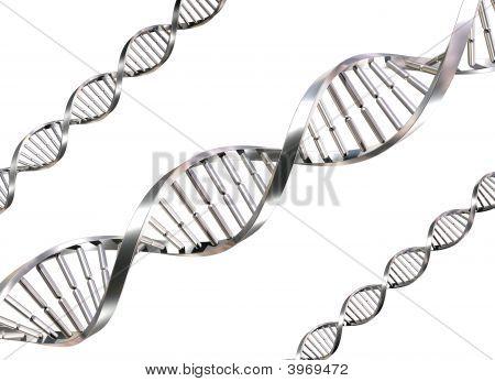 Cadeias de ADN isolado