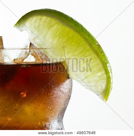 Lime Garnish