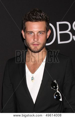 LOS ANGELES - AUG 13:  Nico Tortorella at the