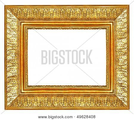 gilded classy frame (from my frame collection)