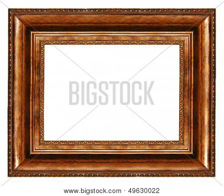 classic wooden frame (high res)