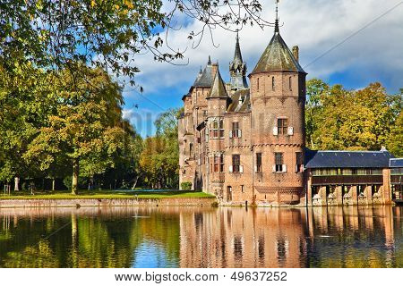 De Haar castle - Holland