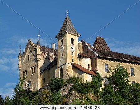 Part Of Castle Eberstein