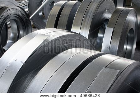 Sheet Tin Metal Rolls