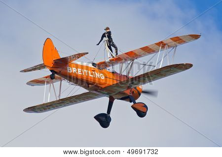 Breitling Display Team