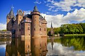 fairy De Haar castle  - Holland