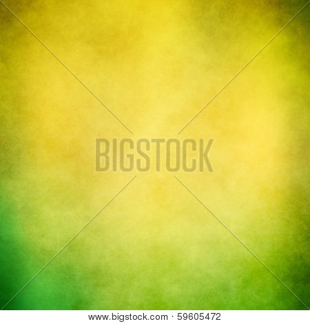 Yellow Green Background