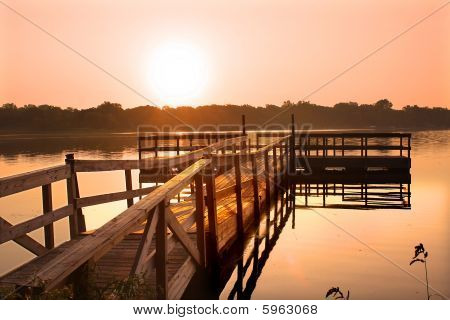 Dock of Tranquility