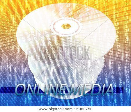 Online Digital Media