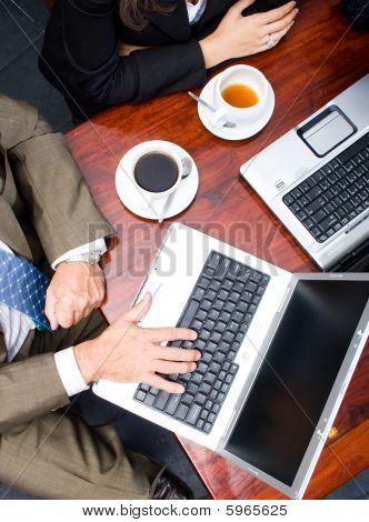 Business computer