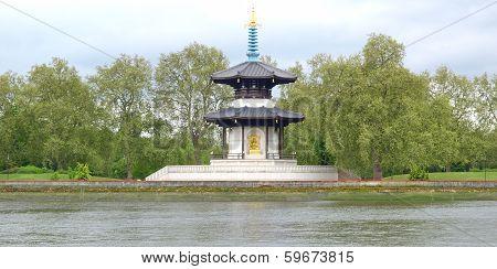 Peace Pagoda, London