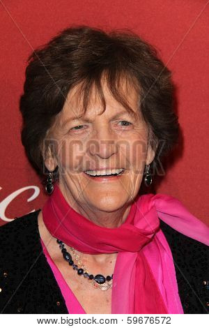 LOS ANGELES - FEB 10:  Philomena Lee at the The Hollywood Reporter's Annual Nominees Night Party at Spago on February 10, 2014 in Beverly Hills, CA
