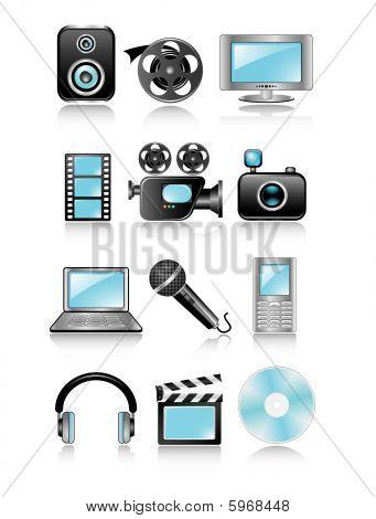 Multimedia Icons.eps