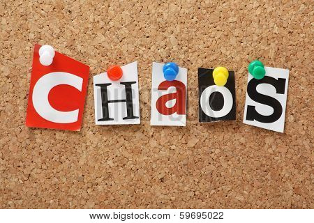 The Word Chaos