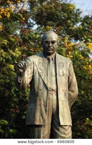 Bhimrao Ramji Ambedkar statue, Mumbai