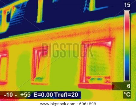 Thermographic Picture