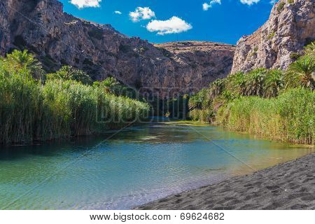 Preveli Great River