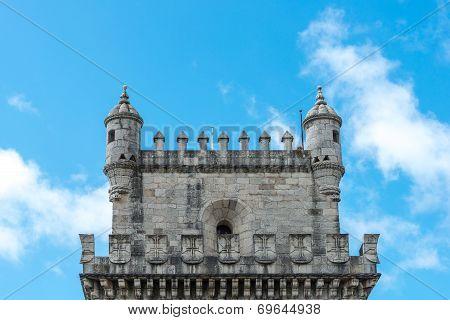 Belem Tower, Lisbon (portugal)