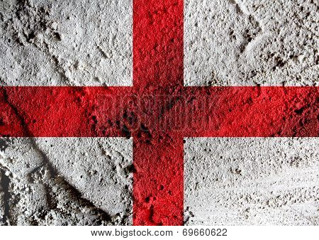 an images of Republic of The England flag