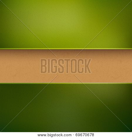 Vector Cardboard Paper Textured Background