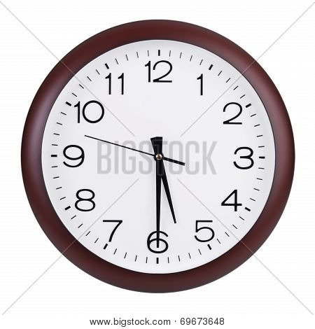 Half Past Five O'clock