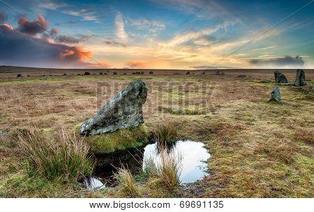 Stone Circle Sunrise
