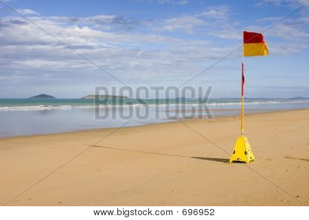 Lifeguard Flag