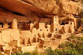 picture of cortez  - Cliff Palace Mesa Verde National Park Colorado USA - JPG