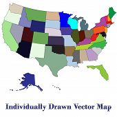 pic of movable  - Movable Map of the USA - JPG