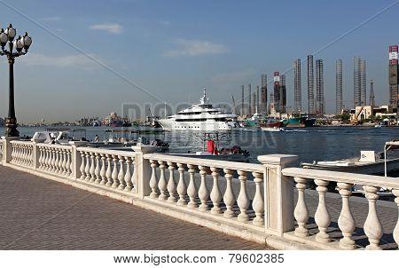 Port Khalid.