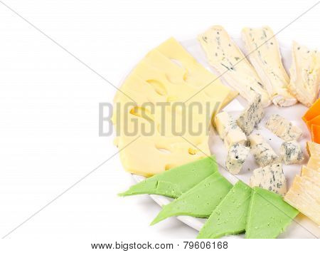 Composition of cheese