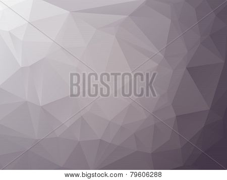 Abstract Triangular Graphite Gray Background